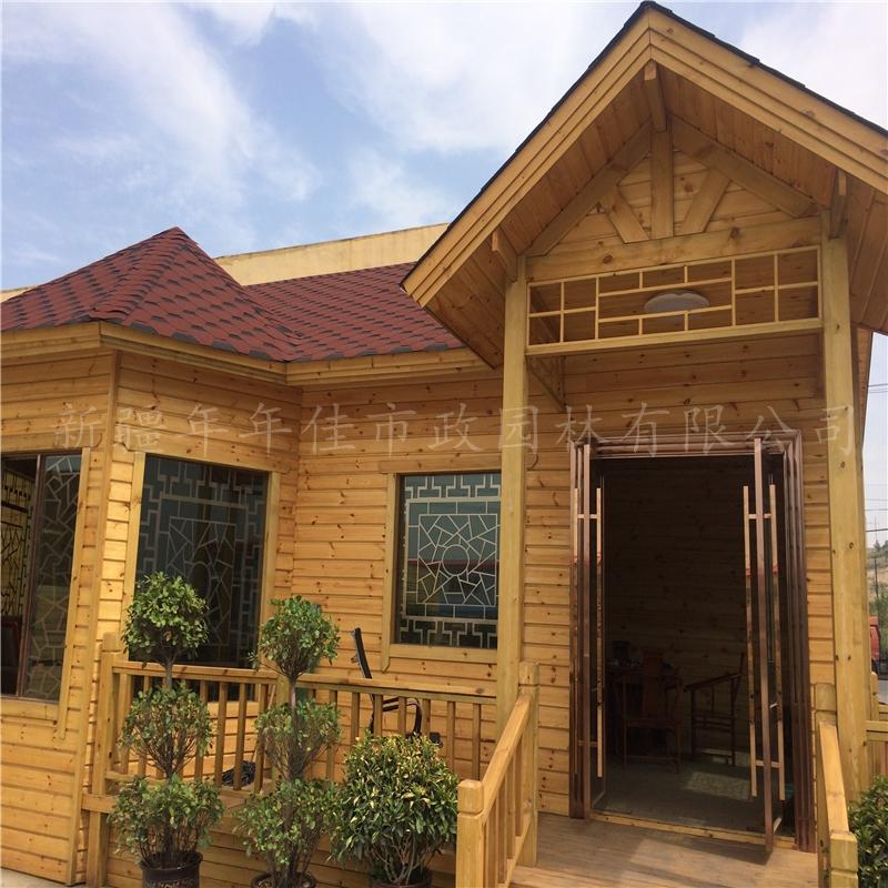 木屋别墅2